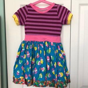 Easter peeps dress size 4/5